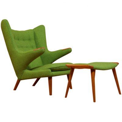 Chair of the Month – Hans Wegner's Papa Bear Chair