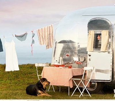 Design Finds – Vintage Airstream Trailers