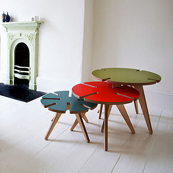 Fantastic Furniture – Nesting Tables