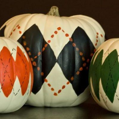 Holiday DIY – Pumpkin Decorating Roundup