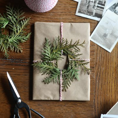 Design Finds: Holiday Wrapping Roundup