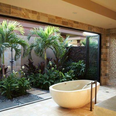 Tropical Bathroom Inpiration