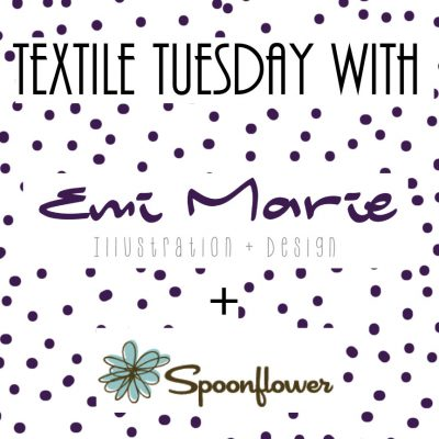 Textile Tuesday – Spoonflower