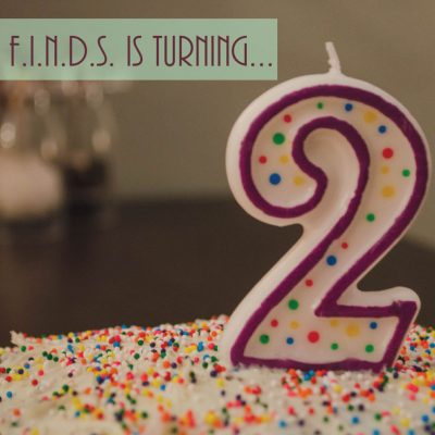 F.I.N.D.S. Two Year Anniversary!