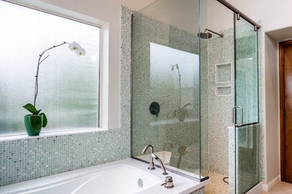 Master Bath Remodel - Tempe Interior Design - Studio Em Interiors