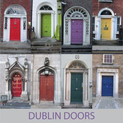 Fabulous Dublin Doors