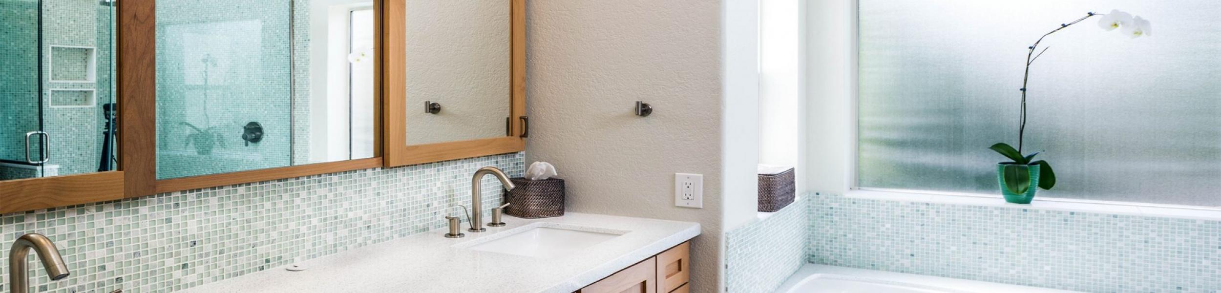 Spa Retreat Master Bathroom Remodel Studio Em Interiors - Interior Design Phoenix - Interior Design Tempe - Interior Design Chandler
