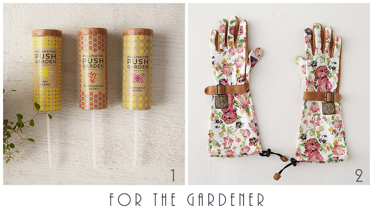 FOR THE GARDENER - STUDIO EM INTERIORS 2017 GIFT GUIDE