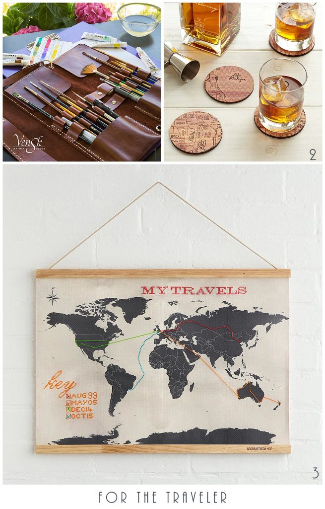 FOR THE TRAVELE - STUDIO EM INTERIORS 2017 GIFT GUIDER